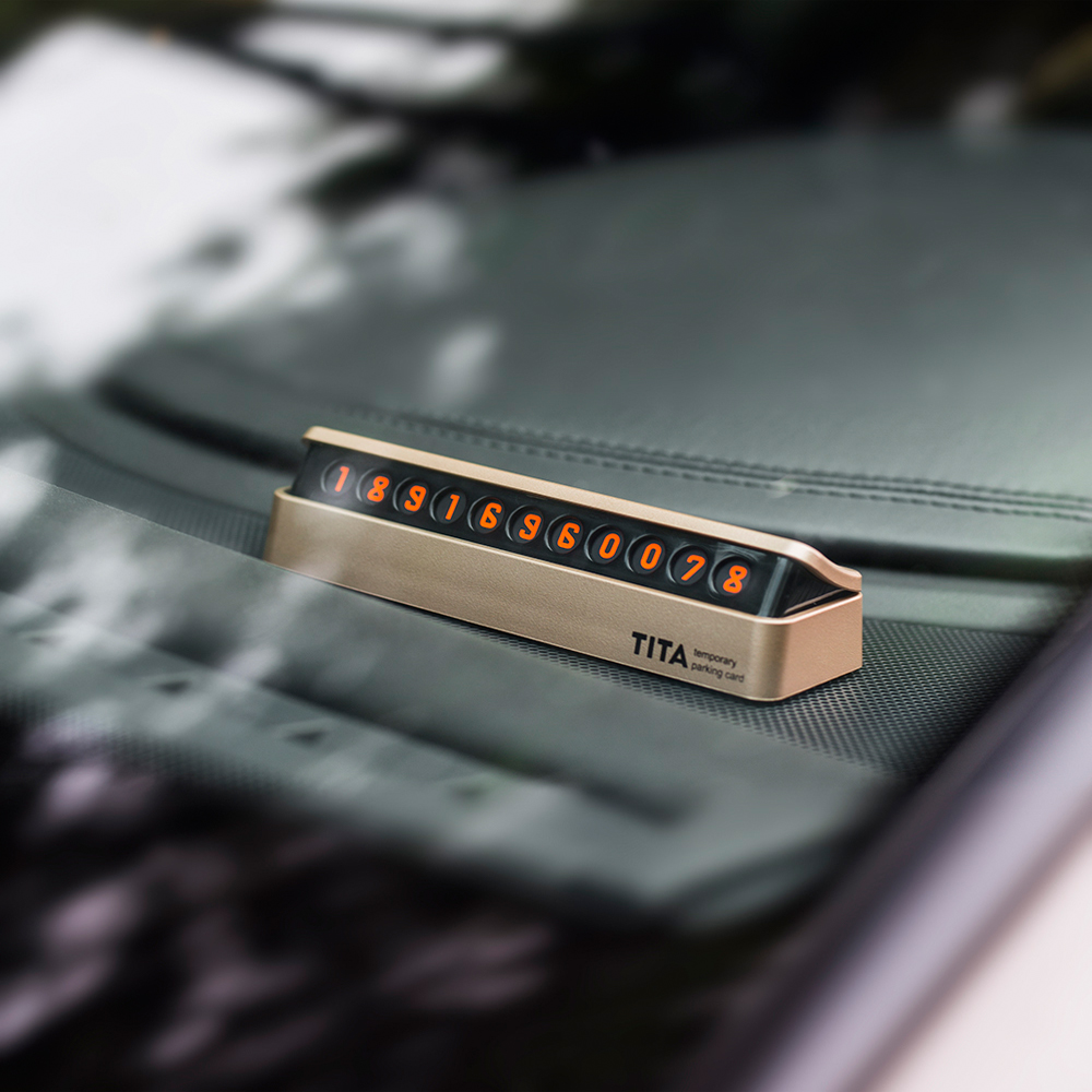 Car Parking Card Drawer Style Car Parking Telephone Number