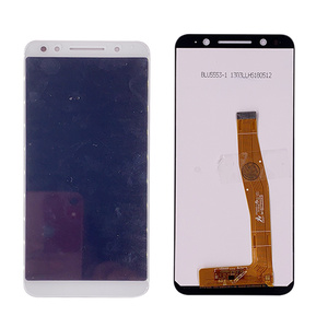 Image 2 - 1PC Screen For Alcatel 3L 5034D 5034 LCD Display Touch Screen Assembly Glass Panel Digitizer Touch Sensor digitizer,glass