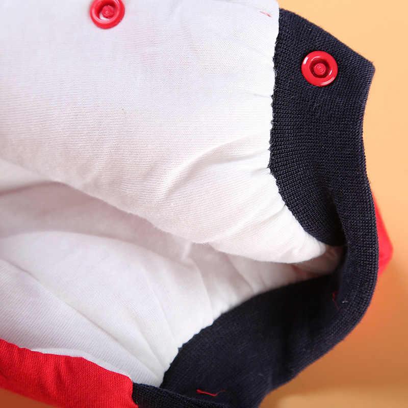 Teenster bebé niña niño ropa recién nacido Otoño Invierno manga larga algodón Footies ropa dibujos animados vaca escarabajo bordado