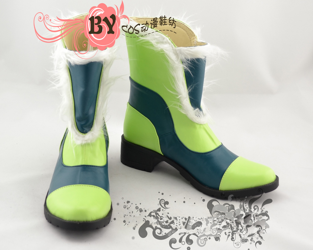 Custom Made Dramatical Murder Noiz DMMd Cos Cosplay Costume Props Boots Shoes