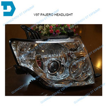 PAJERO V97 V93 HID HEADLIGHT 8301A845 8301A046 2015 2016 2017 MONTERO hid head lamp 2007 2008 2009 2010 2011 2012 2013 2014