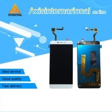 Для LeTV LeEco Coolpad cool1 Прохладный 1 c106 axisinternational ЖК-дисплей экран + сенсорный дигитайзер белый/золото Бесплатная доставка