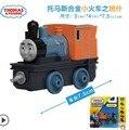 1: 64 новый стиль литья 1: 64 Литой модели Томас и Его друзья с крюком trainmaster bash