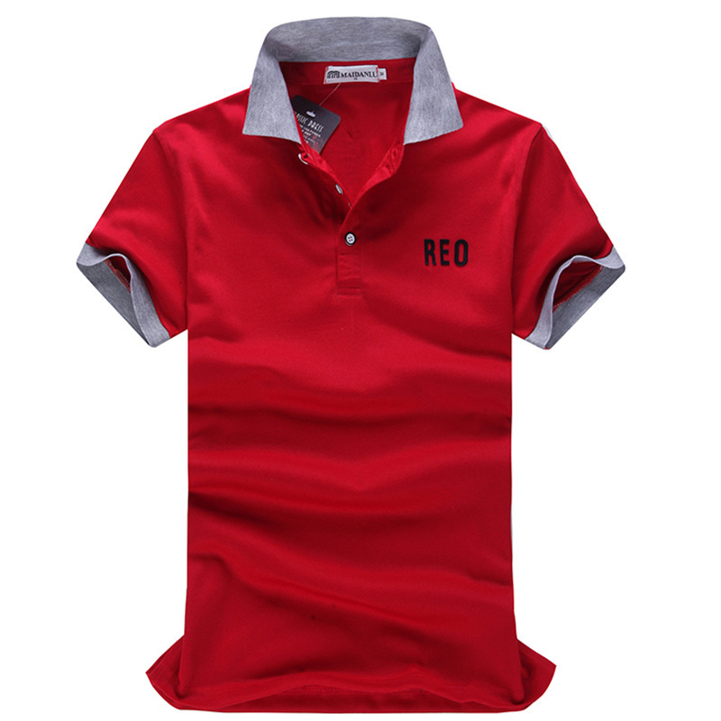 d0eefa7241cfe New Summer Style Men Solid Polo Shirt Brands Sport Polos Hombre De Marca  2015 Camisa Polo Men Shirt Masculina Homme Shirts-in Polo from Men's  Clothing on ...