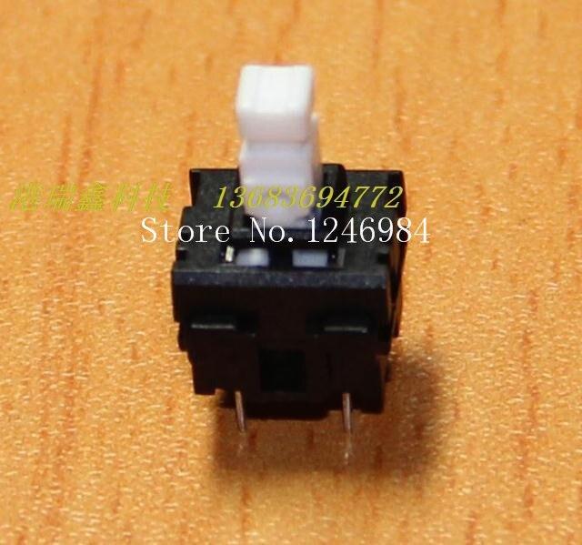 [SA] bouton interrupteur 10*10 normalement ouvert et normalement fermé limite bouton de commutation interrupteur six pieds carré tête réinitialiser PBM-0101--100P