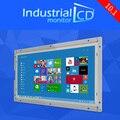 10.1 polegada do monitor industrial de exibição do monitor LCD HD IPS do monitor multifuncional monitor com VGA/AVTV/HDI/USB