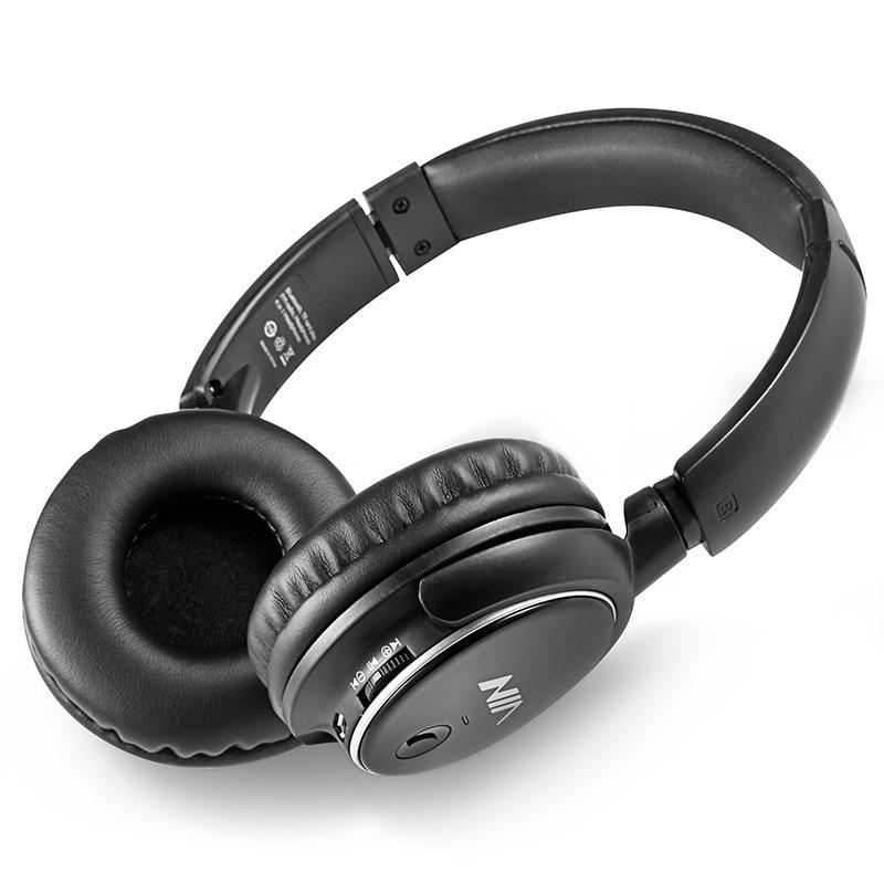 Alta calidad auriculares inalámbricos fone de ouvido música - Audio y video portátil - foto 3