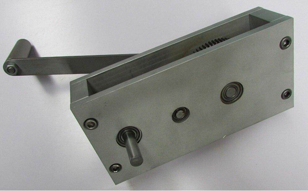 Speed ratio is 1:20 Gear box motor model gear Hand generator gear цены