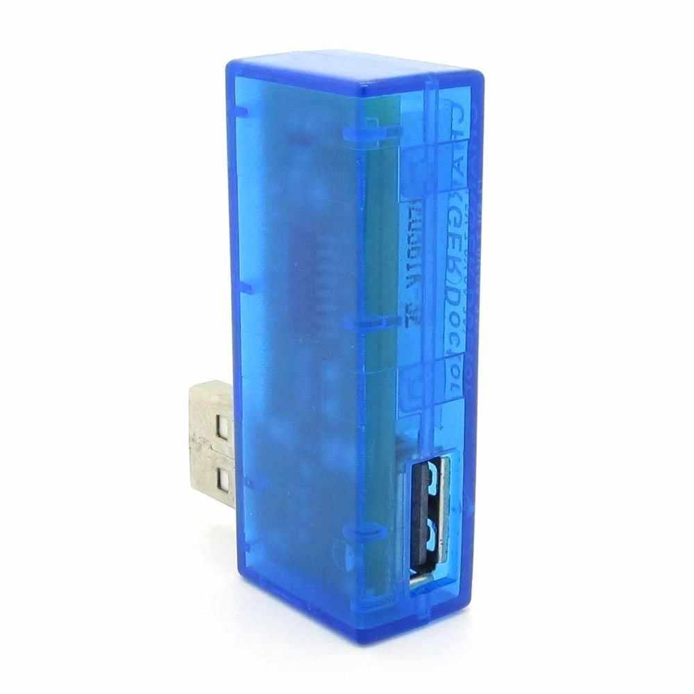Ufficiale smarian USB Mobile di Potere corrente di carica di tensione del Tester del Tester Mini USB charger medico voltmetro amperometro
