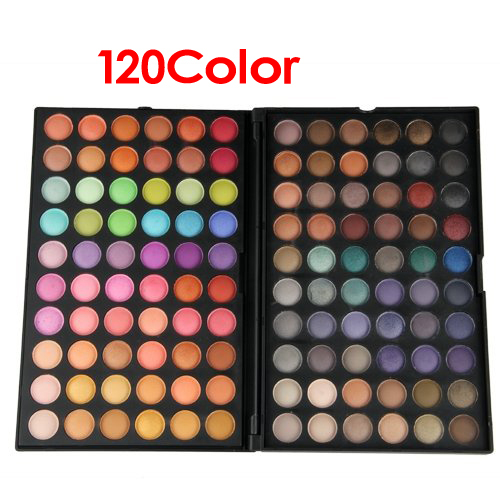 Best Sale 120 Colors Eyeshadow Eye Shadow Pigments Makeup Cosmetics Palette