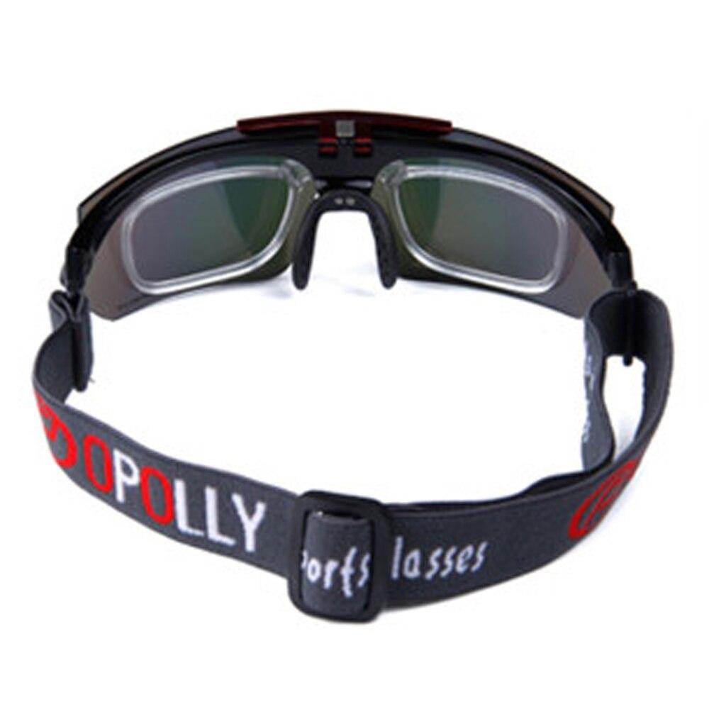 Gafas de sol polarizadas de 5 lentes para ciclismo 96ea171dd7fd