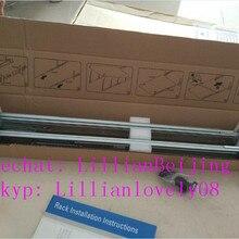 1U статический Железнодорожный комплект для стойки сервера R220 R230 стойка сетевого шкафа Монтажная Часть DP/N 0C597M