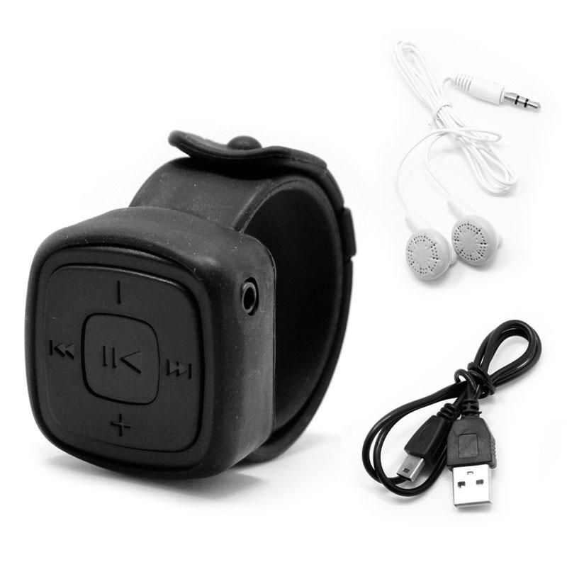 Wrist Watch Style USB MP3 Music Player