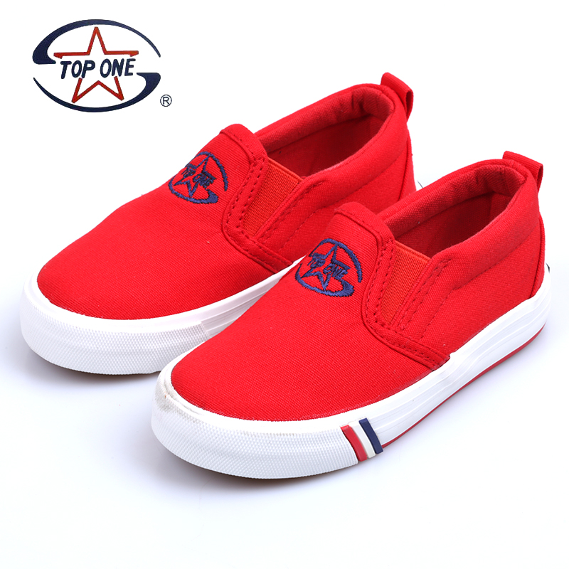 High-grade Topone Children's Sneakers Sports Shoes Skid Resistance Rubber Sole Kids Spring Autumn To Prevent And Cure Diseases