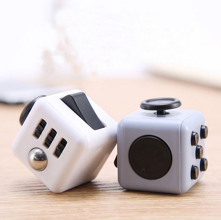 Fidget Cube Antistress cube Relieve Stress Anxiety Boredom fidget Toy -m2 edc novelty stress relief toy fidget magic cube