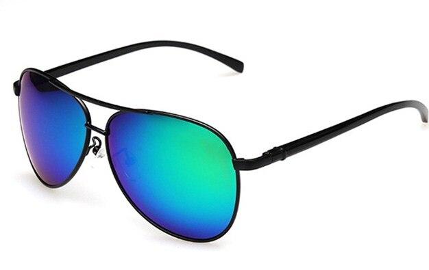 b13130b594 Moda Avançado polarização revestimento Colorido das mulheres dos homens  óculos polarizados das senhoras Ponte Dupla Lente TAC UV400 esporte polaroid