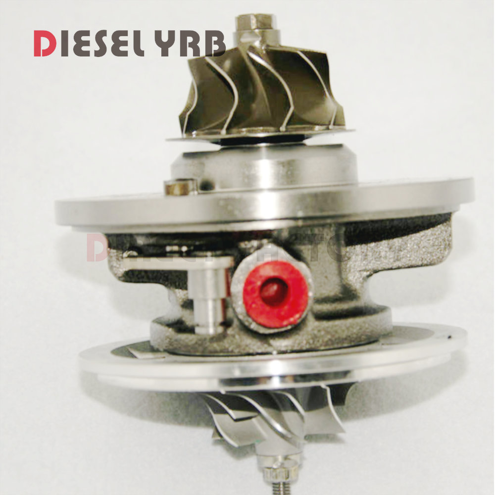US $64 9 41% OFF|Turbo cartridge core CHRA GT1549V 700447 700447 5008S  2247901H 2247905H 2248901G turbine for BMW 520d M47 136HP-in Turbo Chargers  &
