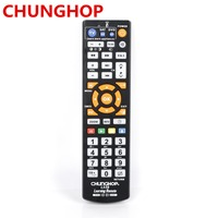 Original chunghop L336 copy   Smart     Remote     Control   Controller With Learn Function For TV CBL DVD SAT learning CASE