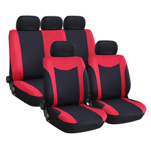 1 Set Fashion Car Seat Cover O SHI CAR Breathable Car-covers Universal Automotive Interior Suitable For Five-seater Protection
