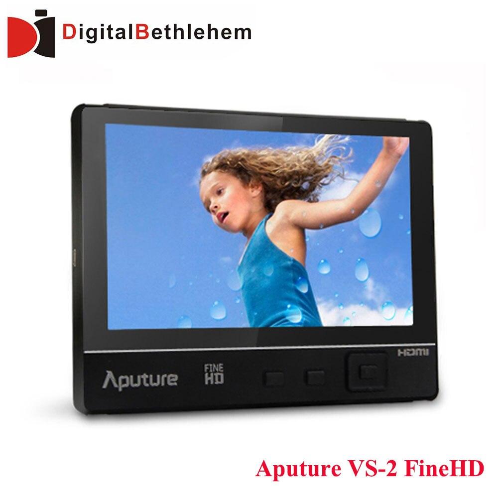 bilder für Aputure V-Screen VS-2 FineHD Lcd-feld Digitale multifunktions Monitor 7 zoll Full HD Lcd-bildschirm FineHD für DSLR, für Camcorder