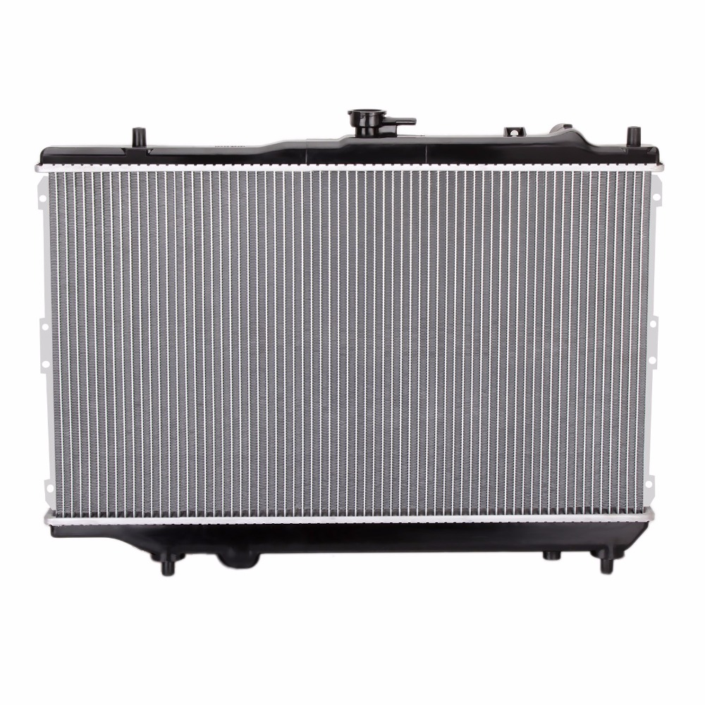 Car Radiator Coolant For 95 97 Kia Sephia 1.8L l4 Aluminum Quality Warranty  AT-in Front & Radiator Grills from Automobiles & Motorcycles on  Aliexpress.com ...
