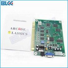 60 в 1 классическая аркадная игровая доска JAMMA, разные игры PCB для коктейльной Аркады VGA выход заводская цена