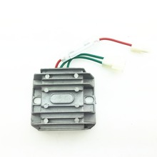 STARPAD Auto Parts Air-cooled diesel micro tillage machine 170F 178F 186F current regulator rectifier charging regulator стоимость