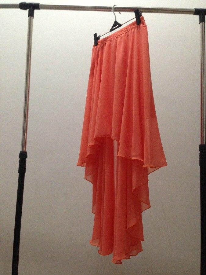 Летние модные однотонные сексуальные танцевальные юбки в стиле Лолиты, шифоновая юбка большого размера, Высококачественная брендовая Праздничная юбка