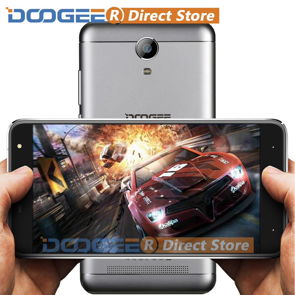 "bilder für DOOGEE X7 Pro 4G LTE 6,0 ""IPS HD 3700 mAh OTG Smartphone Android 6.0 MTK6737 1,3 GHz Quad-Core-Handy 2 GB + 16 GB 8MP Mobil telefon"