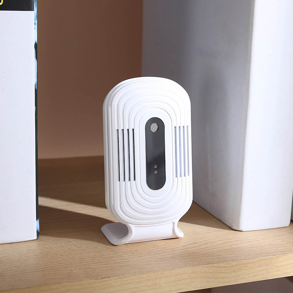 Portable WIFI CO2 HCHO TVOC Air Quality Analysis Tester Gas Detector Carbon Dioxide Sensor Temperature Humidity Monitor