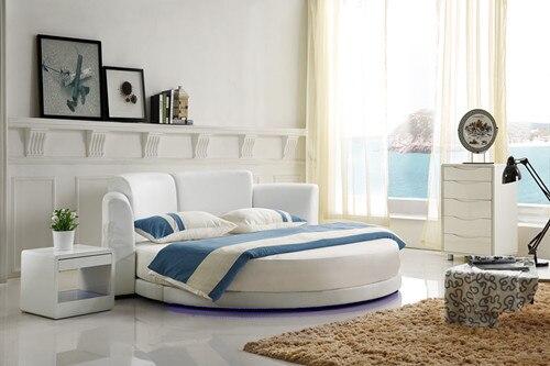 Moderno Terciopelo Blanco Muebles De Cama Tufted Ideas - Muebles ...
