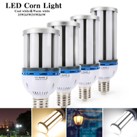 E27 E40 35W 45W 54W 65W Led Lamp LED Corn Light Spotlight Chandelier Lighting Corn Bulb SMD5730 Pendant Lights 110V 220V
