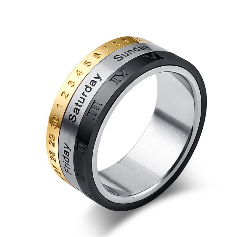 Interesting Spinner Ring