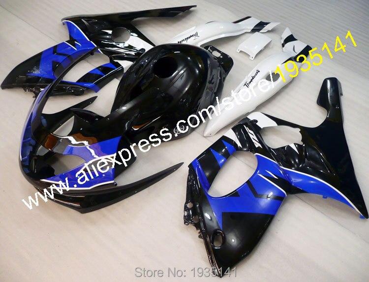 Горячие продаж,мотоцикл ABS обтекатель кузова для YAMAHA Yzf600R Громокошку 1997~2007 и YZF-600р 97 98 99 00 01 02 03 04 05 06 07 и YZF 600р