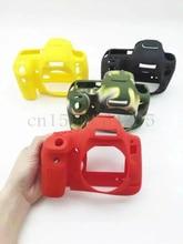 Зеркальные Камера сумка для Canon EOS 5D Mark III легкий Камера сумка чехол для 5D3/5DS/5DR черный/Камуфляж/красный/желтый