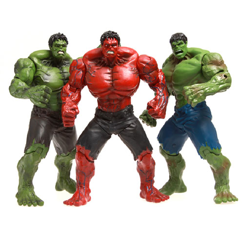 Marvel Super Hero Series 10'' Hulk Action Figures PVC Model Statue Collectible Toy Gift Boy high quality hulk figures the avengers super hero pvc model hulk action figures children kids best gift