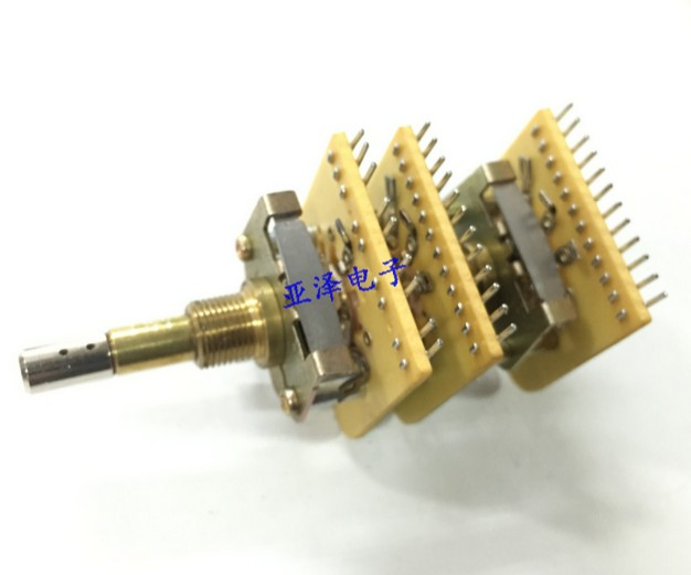 [VK] original! Japan double axis band switch 11 and 21 gear 3 layer shaft 28mm, total 80mm 2x4 double band switch gear 12 feet