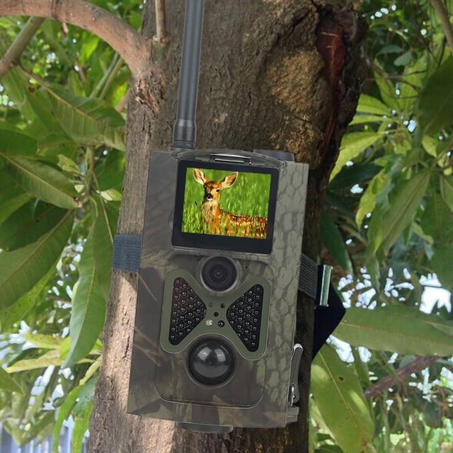 HC550G 16MP Infrared Hunting Cameras chasse Forest 3G Wildlife Surveillance 3G GPRS Game Cameras SMS GPRS Camera