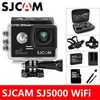 SJCAM SJ5000 WiFi Action Camera Sports DV 1080P HD 2 0 Screen Diving 30M Waterproof Mini