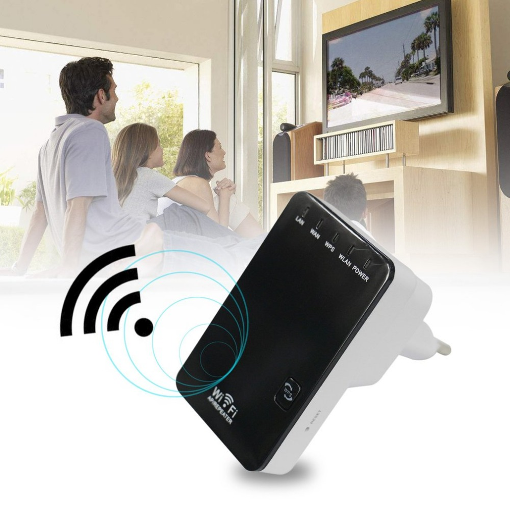 300Mbps Wireless-N Mini Router Wifi Standards IEEE 802.11n/g/b Repeater Extender Booster Amplifier Bridge Access Point Range