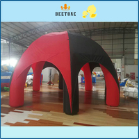 China Cheap Sealed advertising Inflatables dome tent for outdoor commercial promotional for events