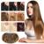 """Remy Clip en la Extensión Del Pelo Humano 14 """"-20"""" Clips En Extensiones 7 Unids/set Light Blonde #613 Extensiones Del Pelo Virginal brasileño"""