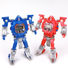 Waterproof Robot Kids Watches Toys for Children Birthday Chr