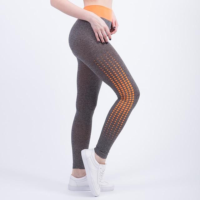 Yoga Leggings Female Women High Waist Gym Clothing Sports Slimming Pants Lulu Workout Sport Fitness Slim Running Clothes
