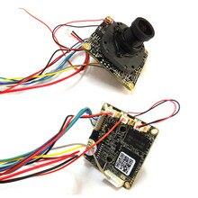 HD 1MP WIFI IP Camera Module IPC 720P Hi3518C CCTV Board PCB, Audio 2.8mm 3mp lens Hisilicon