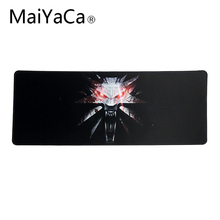 MaiYaCa The Witcher 3 Mouse Pad Ultimate Gaming Mousepad Natural Rubber Gamer Mouse Mat Pad Game