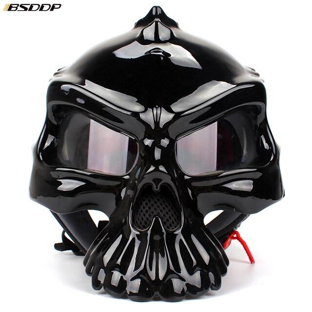 Skull Biker Helmet 2