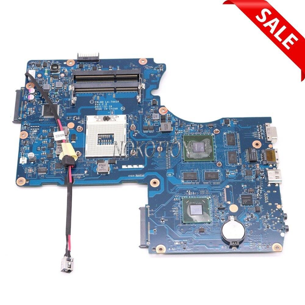NOKOTION 686973 601 686973 001 for HP Probook 6570B Laptop
