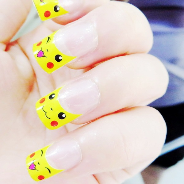 2017 Time-limited Real Manicure Nails 2 Sheets Watermark Nail Stickers Flowers Row Of Pens Manufacturers Xf1325