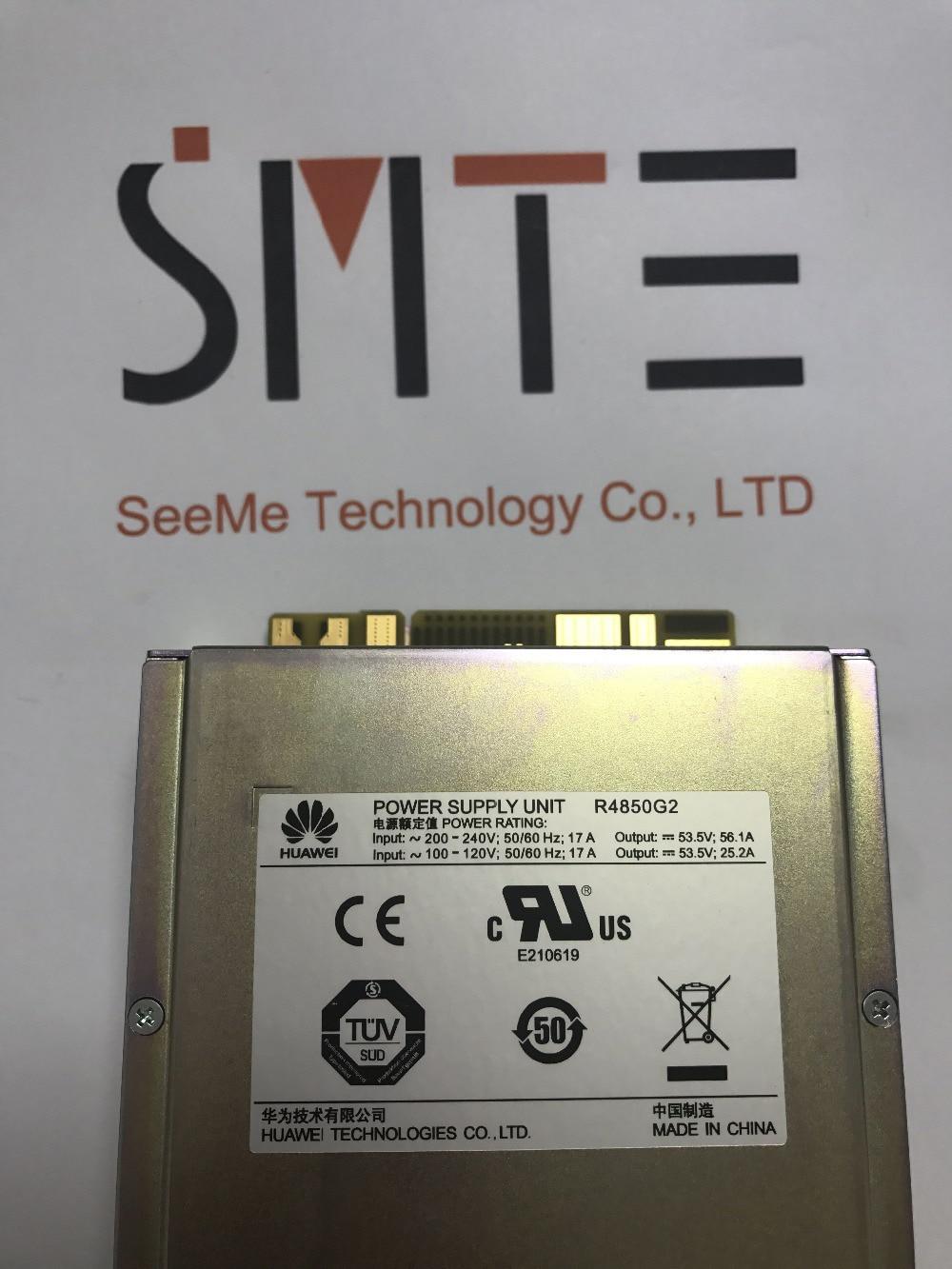 R4850G2 rectifier module 48V 56A communiction power HW original